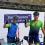 Casper & Sven trappen €1.900 bijeen voor Cliniclowns